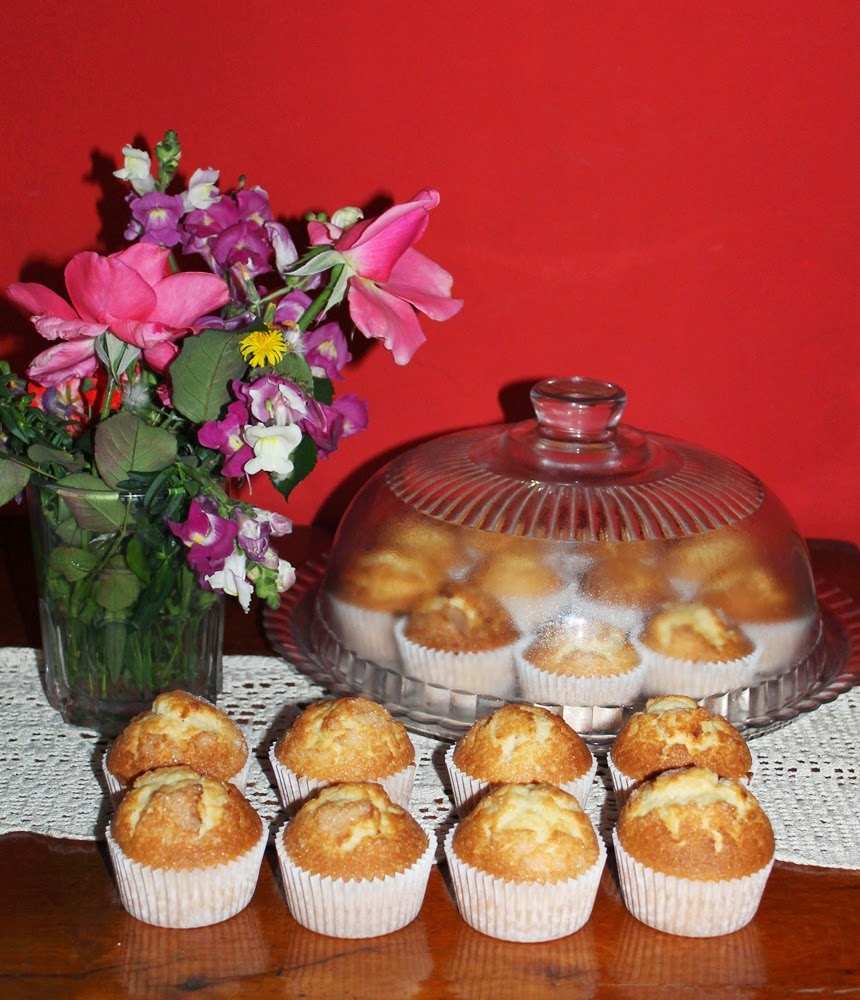Las tartas de mj magdalenas de nata deliciosas - Nata para cocinar mercadona ...