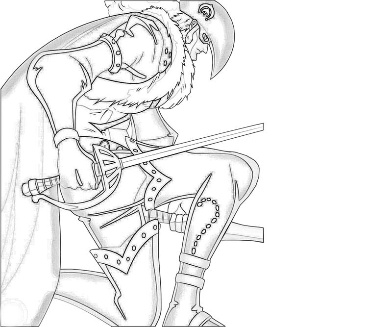 X drake weapon art paper for Drake coloring pages