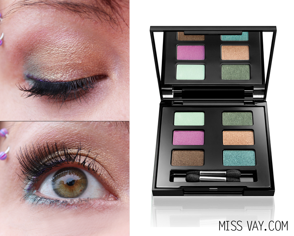 Maquillage Lise Watier Eden Tropical