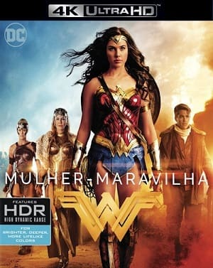 Filme Mulher-Maravilha - 4K Ultra HD 2017 Torrent