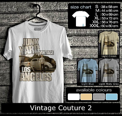 kaos distro vintage couture 2