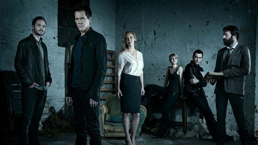 Série The Following - 1ª Temporada  Torrent
