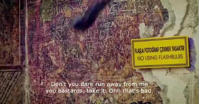 Ταινία προσβολή για το μοναστήρι της Παναγίας Σουμελά στον Πόντο! Φωτογραφίες και βίντεο
