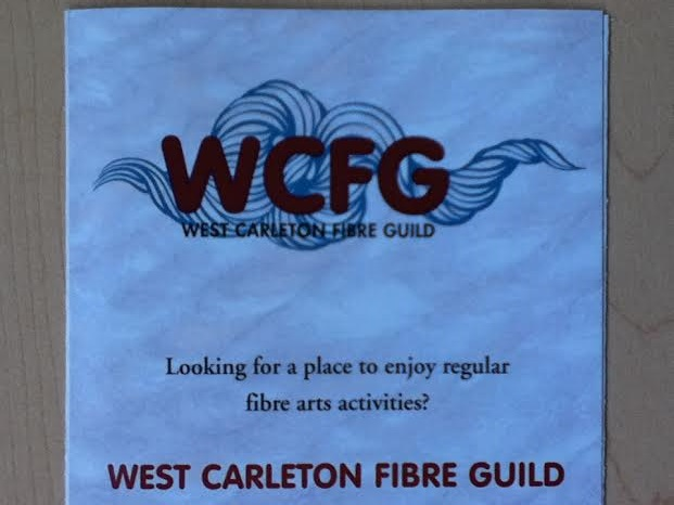 WEST CARLETON FIBRE GUILD