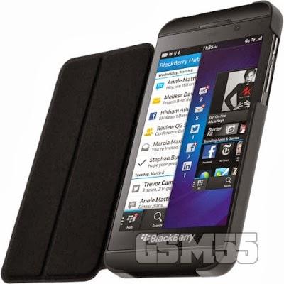 Protection intégrale avec support intégré BlackBerry Z10
