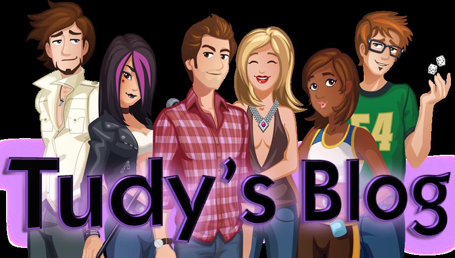 Tudy's blog