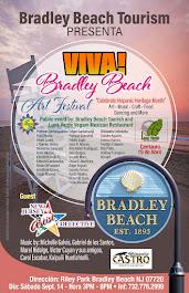 Diseño elaborado para Bradley Beach - Art Festival