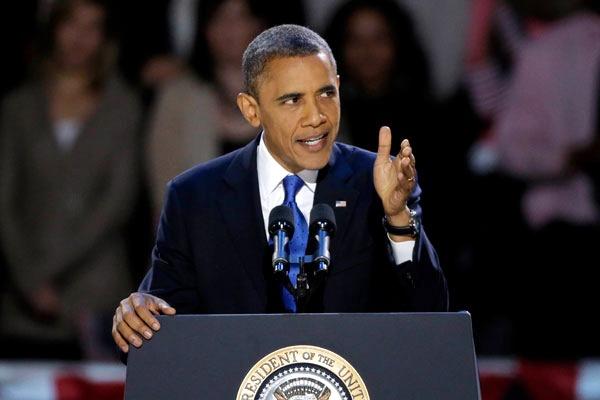 Speeches of Barack Obama