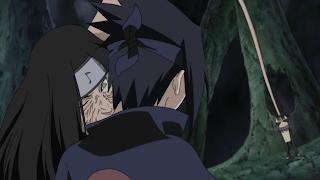 Naruto Dan Sasuke VS Orochimaru mangacomzone