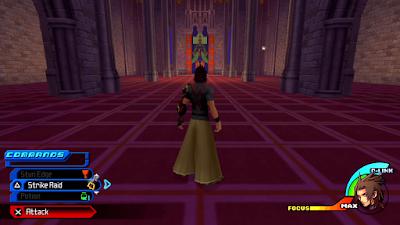 Kingdom Hearts Birth By Sleep Enchanted Dominion Castle