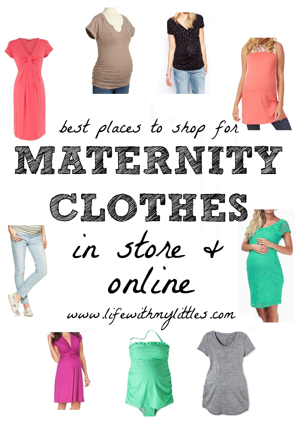 Pregnant clothing stores