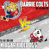 Game Video Recap: Barrie Colts defeat Niagara IceDogs 4-1. #OHL