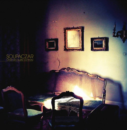 Soupaczar second album Ordinary quite Contrary
