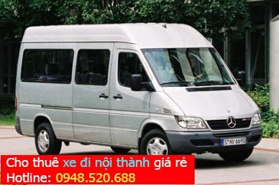 Cho thuê xe giá rẻ