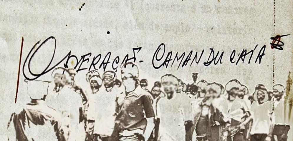 Operação Camanducaia - o filme