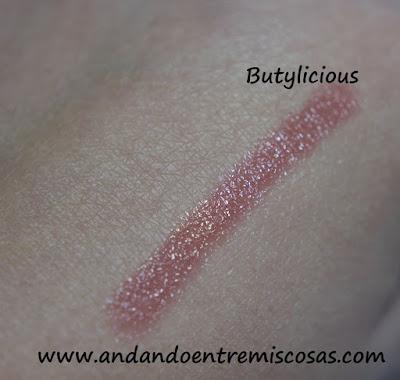 Lip Crayon de Vivo Cosmetics, tono Butylicious