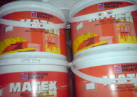 MATEX PUTTY(plamur matex)