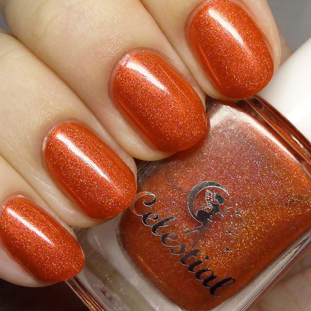 Celestial Cosmetics LE November 2015
