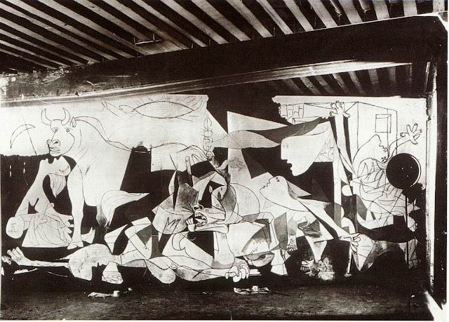 The Light Bulb Is The Sun The Metamorphosis Of Guernica