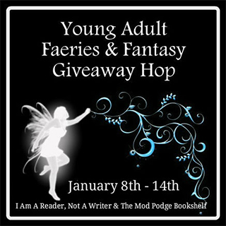 Young Adult Faeries & Fantasy Giveaway Hop