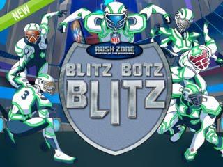 NFL Rush Zone: Blitz Botz Blitz