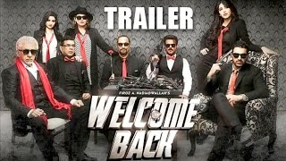Welcome Back | Official Trailer 2 | Anil Kapoor, Nana Patekar, John Abraham