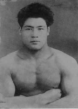 Masahiko Kimura.