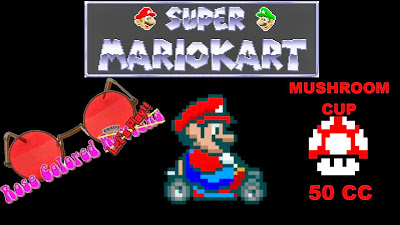 Super Mario Kart was released in 1992 for the Super Nintendo Entertainment System