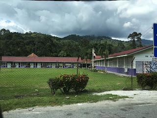 Rural School Malaysia
