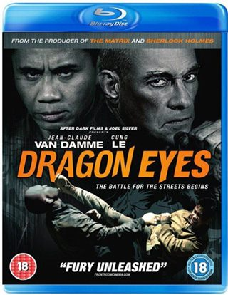 Dragon Eyes 720p HD Subtitulos Español Latino Descargar 2012