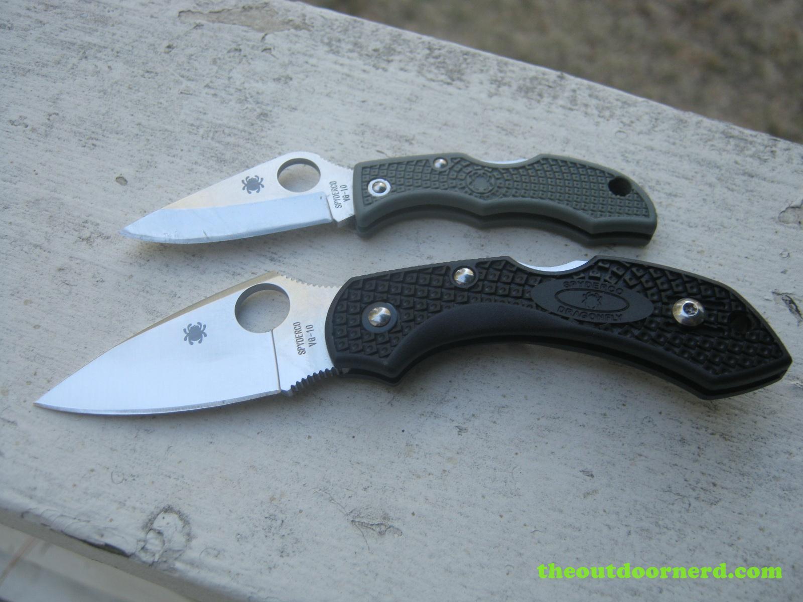 Review: Spyderco Dragonfly 2 [Pocker Knife] | The Outdoor Nerd