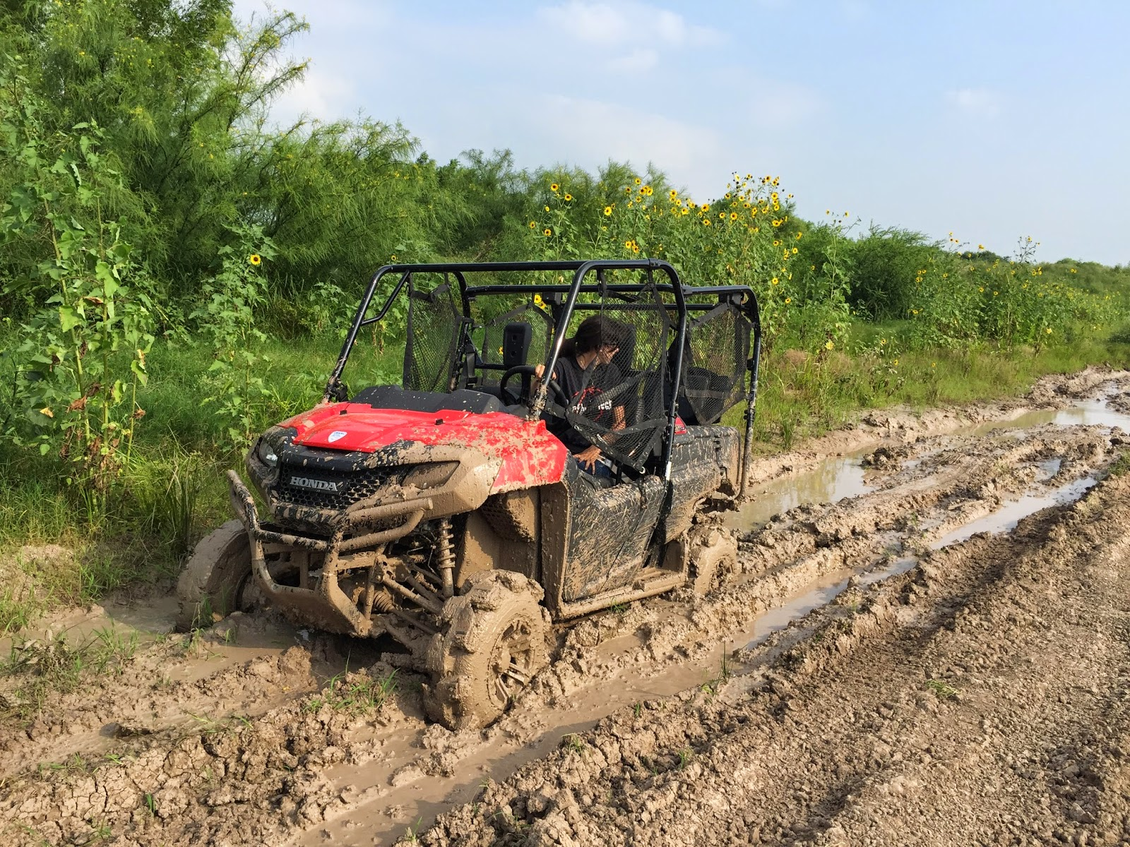 honda kit utv atv by pioneer side wpid lift mud custom tires sxs