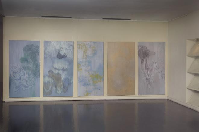 el aire entero, Galería Rubbers, 2010