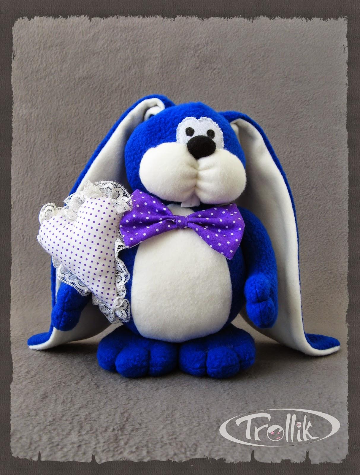 свадебный заяц авторская мягкая игрушка из флиса