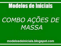 COMBO AÇÕES DE MASSA