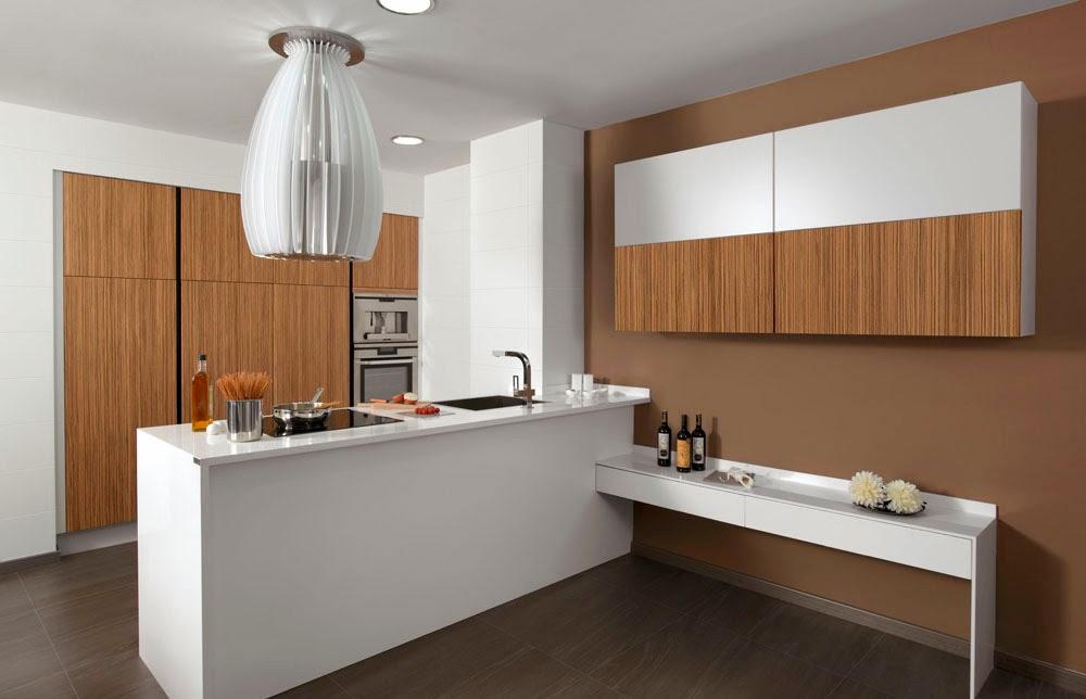 fotografía de interior en Valencia, infografía 3D de una cocina