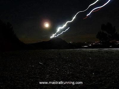La Cabrera, subida al Mondalindo. Trail Running