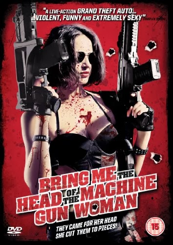 Download - Bring Me the Head of the Machine Gun Woman – DVDRip AVI + RMVB Legendado ( 2013 )