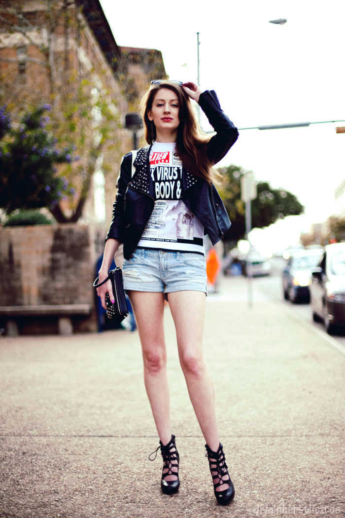 true religion unstitched campaign, austin street style