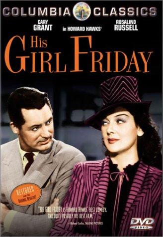 Compras cinéfilas His+Girl+Friday