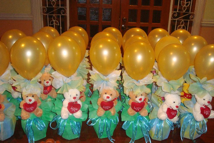 ANDREI'S PARTY BOX - your party guide online: Basic Party Balloon
