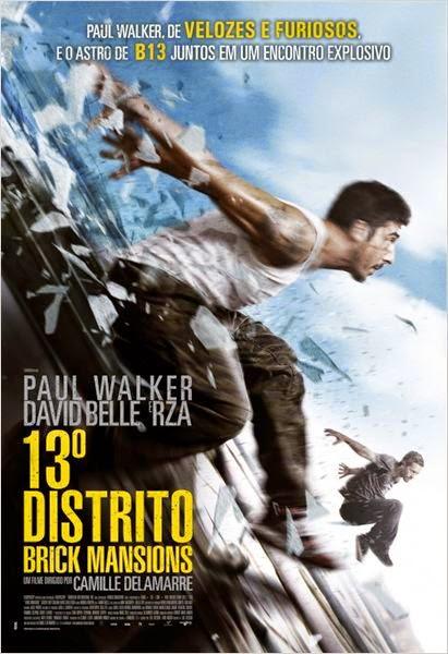 """Poster do filme """"13 Distrito"""""""