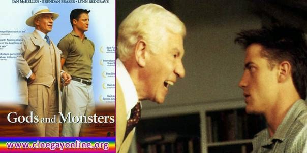 Dioses y monstruos, película