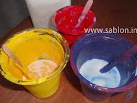 Tips dan Trik, Agar Tinta Rubber Tidak Mudah Kering di Wadah