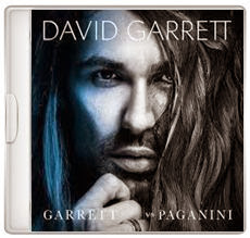 Baixar CD David Garrett – Garrett vs. Paganini (Deluxe Edition) (2013) Download
