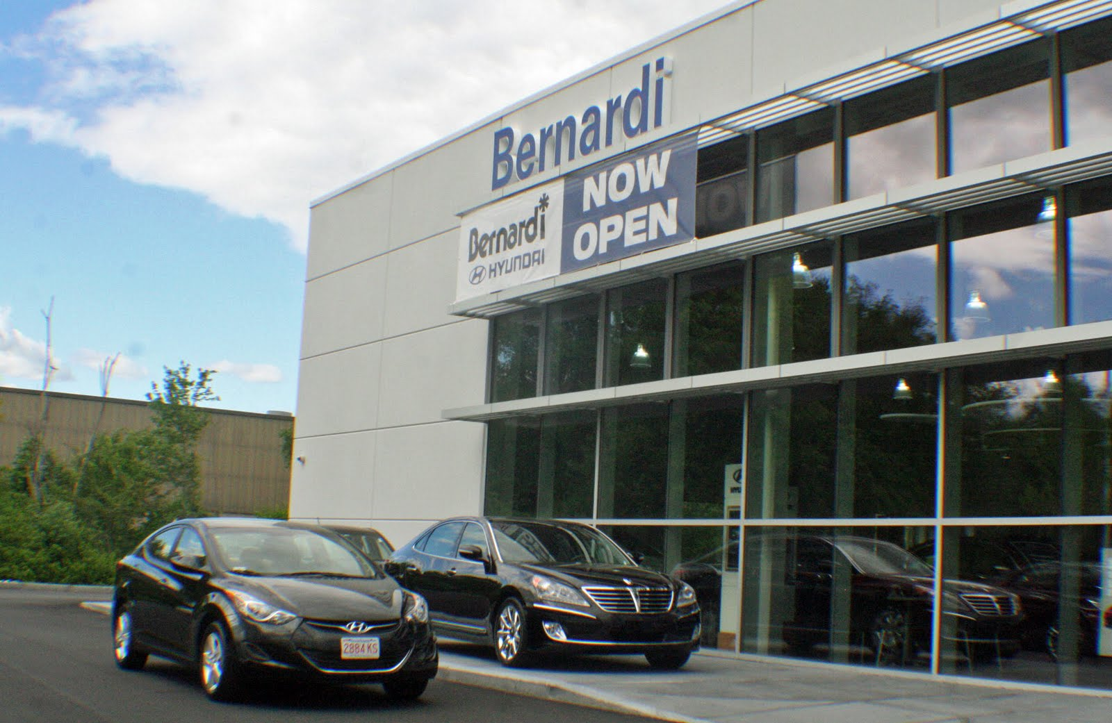 BROCKTON  Bernardi Auto Group Will Host A Grand Opening And Ribbon Cutting  Thursday June 16 At 6 P.m. The Event Will Celebrate The Opening Of Two New  ...