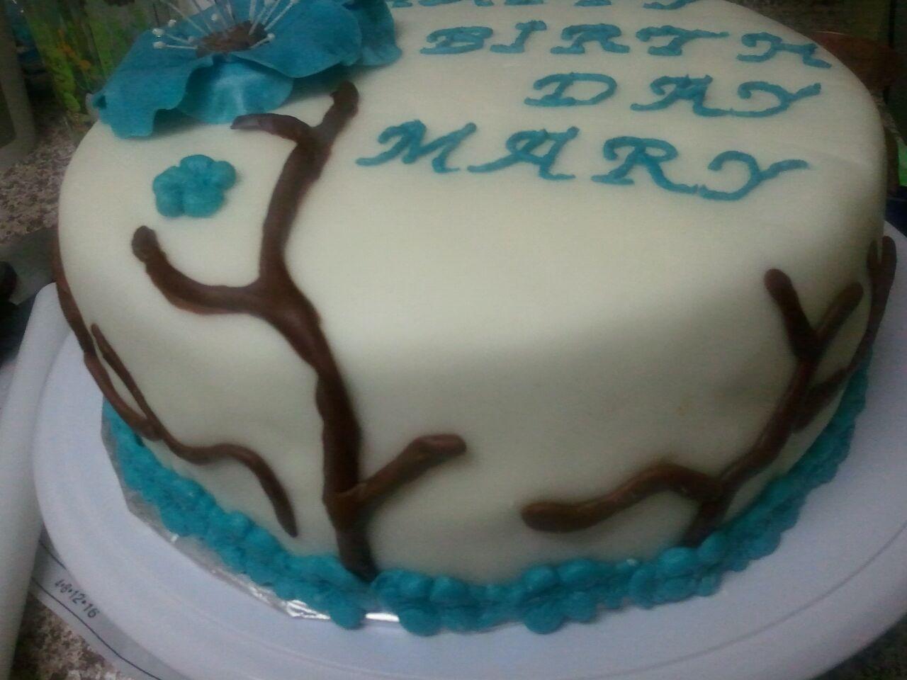 E Christell Happy Birthday Mary