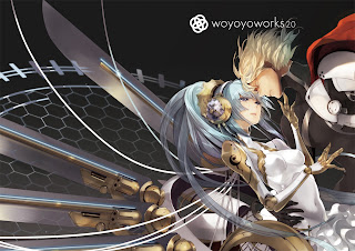 Android Tears Couple Sad Couple Anime HD Wallpaper Desktop PC Background 1854