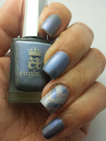 http://cathenail.blogspot.fr/2014/01/ballerina-et-accent-braided-nail.html