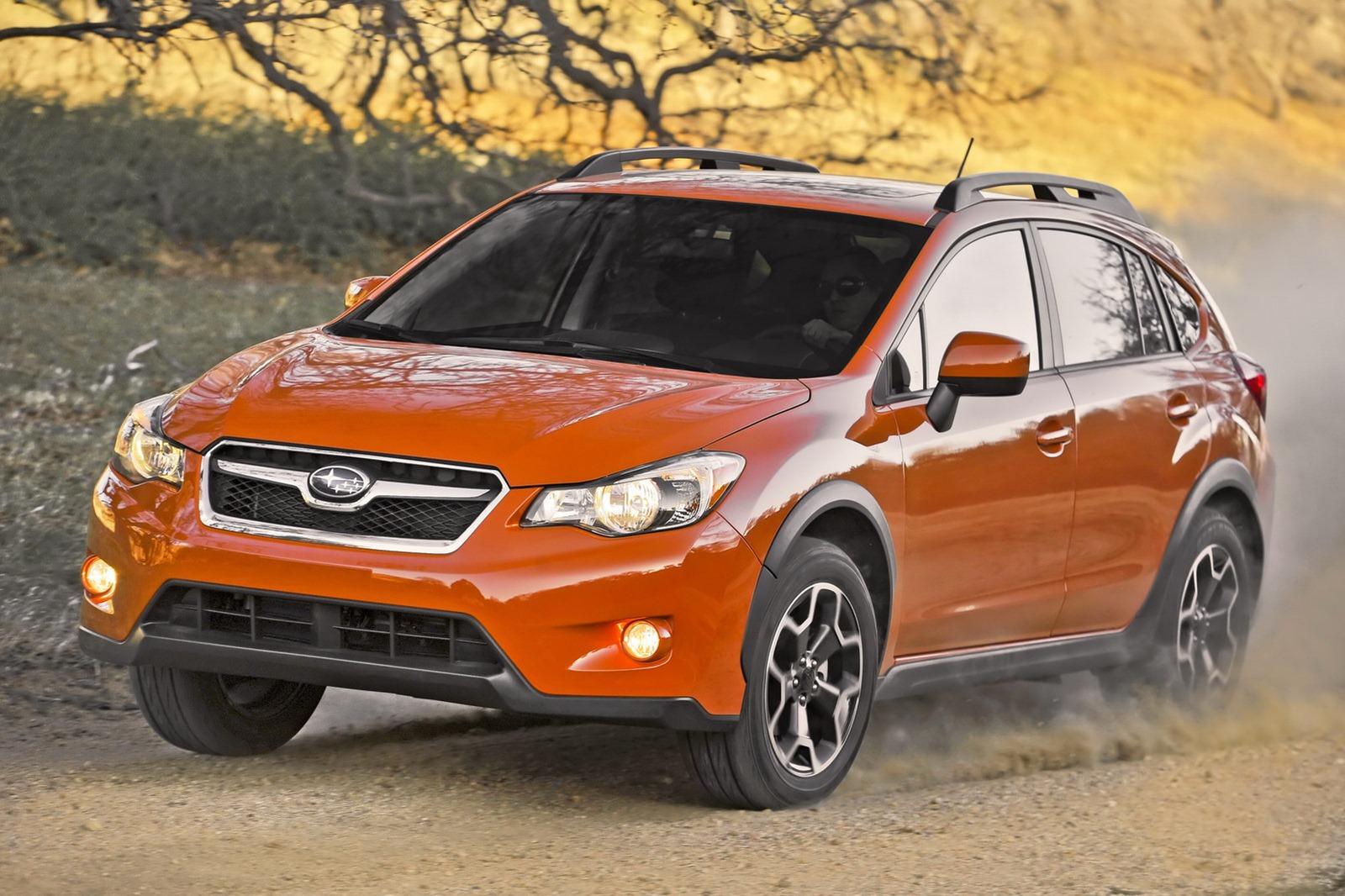 Most Wanted Cars Subaru Xv Crosstrek 2013
